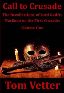 The world of the First Crusade comes alive in this adventure story.
